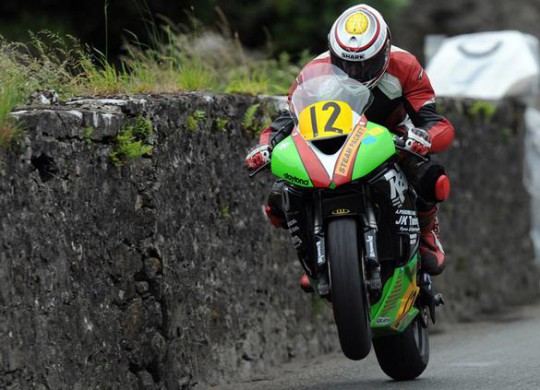 Lintin added to his success at the Sheene Festival