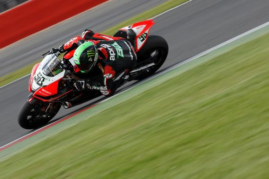 Laverty said he was unable to push in Superpole