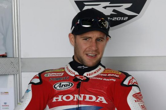 Rea says the track is quite technical with liberal use of second gear