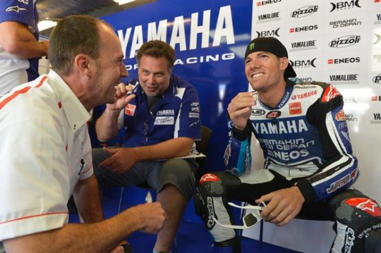 Spies may not defect back to WSBK after all