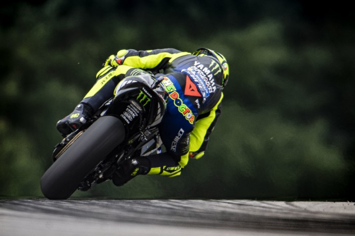 96190631c2145 Monster Energy factory Yamaha MotoGP rider Valentino Rossi has said that  this Yamaha YZR-M1 finally feels like his bike, after the opening day of  free ...