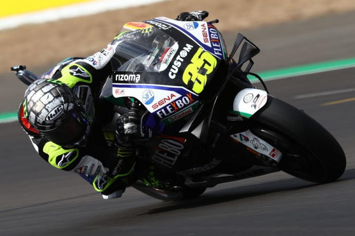 Motogp Silverstone Saturday Qualifying Times And Results Bikesport News