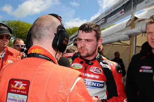 Dunlop added to his Superbike win from yesterday