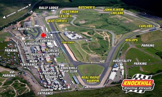 Knockhill BSB: Download the weekend timetable - Bikesport News