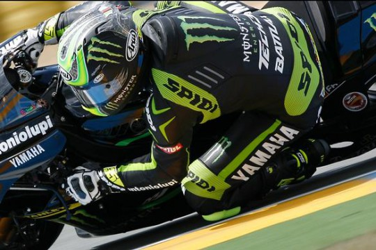 Crutchlow thinks that changing the setup may compromise his pace later in races