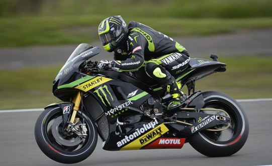 Crutchlow is impressed with the new facility