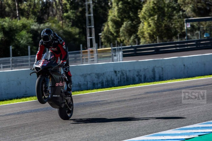 I had the time of my life' says Redding after V4 test