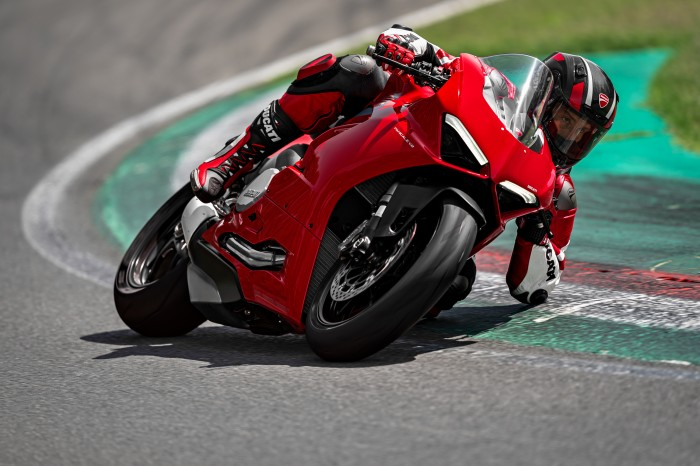 Ducati TriOptions Cup to race with new Panigale V2 in 2020