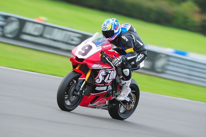 Ellison exiting Melbourne at Donington