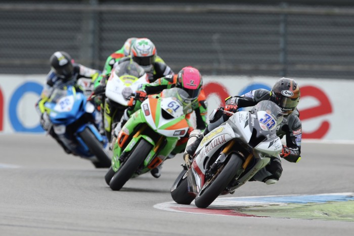 Once again, the Supersport class didn't disappoint