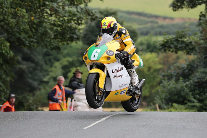 Lougher led the Lightweights
