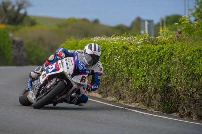 Dunlop in action at this year's TT