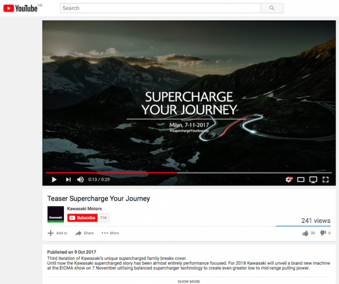 Supercharge your journey? Yes please.