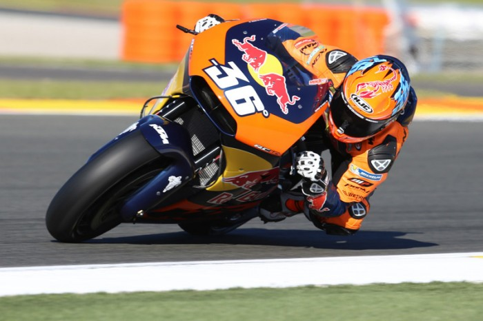 Debut issues a 'big warning' for KTM
