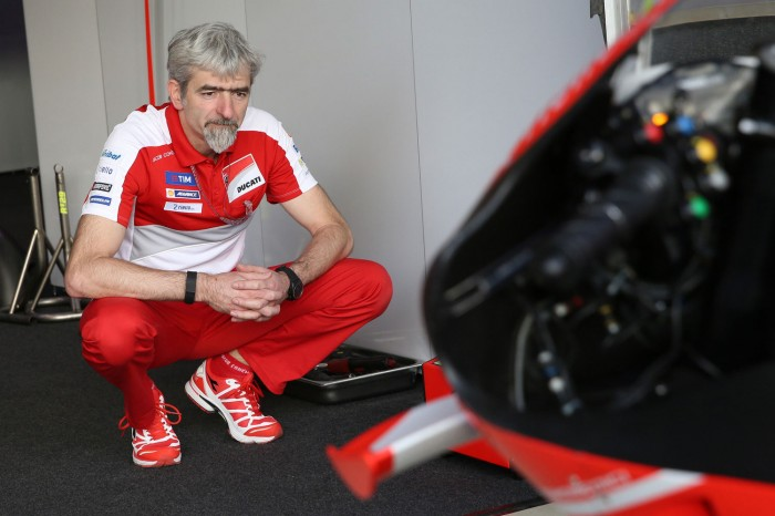 Beard Science Inside The Mind Of Ducati Motogp Wizard Gigi Dall