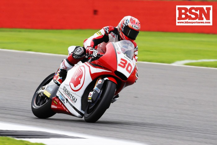 Moto2: Nakagami celebrates MotoGP deal with Silverstone win
