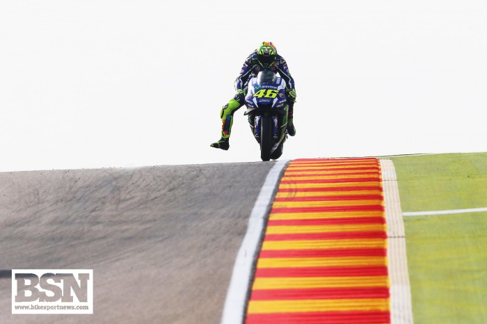 Rossi passes MotoGP medical at Aragon circuit