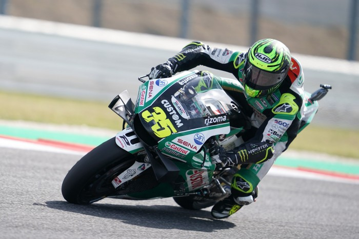 'No pace, no feeling' is the current reality for Crutchlow