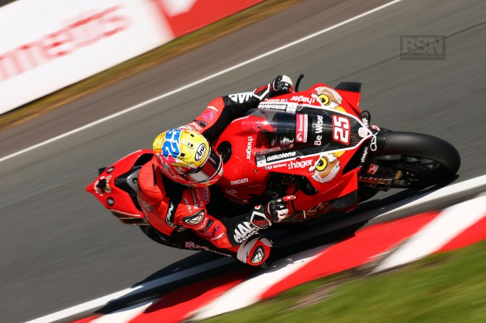 Snetterton BSB: Brookes confident at happy hunting ground