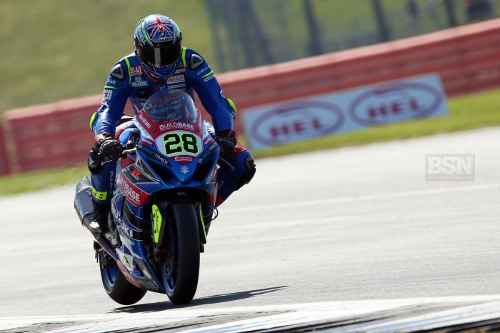 Snetterton BSB: Improvements 'a long time coming' for Ray