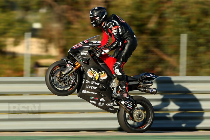 Monteblanco BSB test: 'Still fine tuning to be done