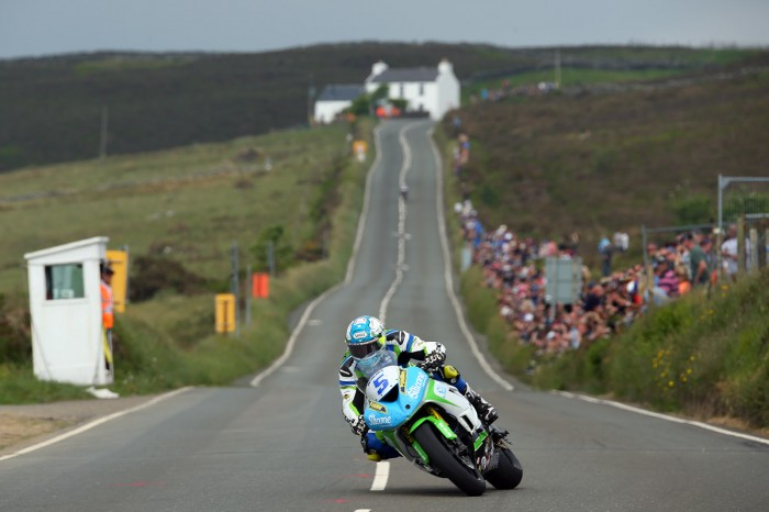 Man visits IOMTT much to the disapproval of wife