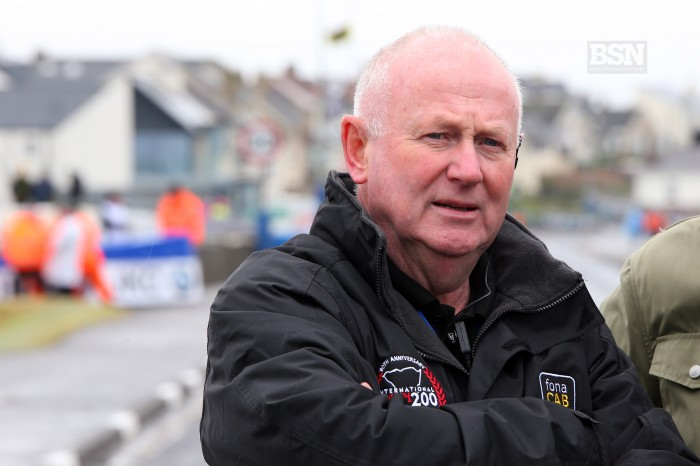 Who would have been North West 200 event director Mervyn Whyte on Saturday? Not many...