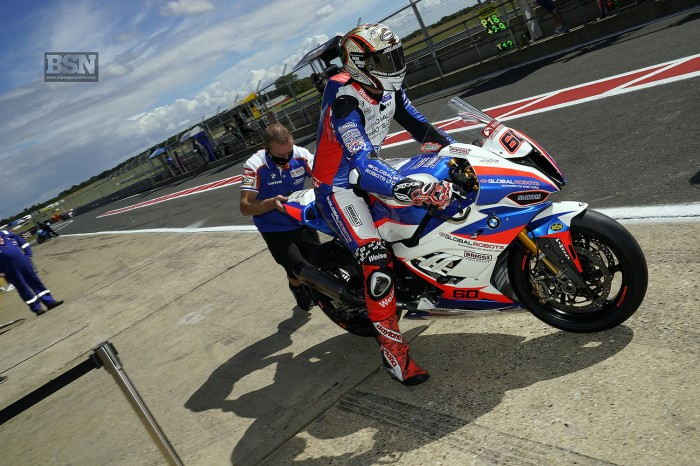 Hickman Gets Late Call For Bmw World Endurance Team At Le Mans 24 Hours Bikesport News