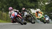 Lee Johnston bagged three wins at this year's Ulster GP