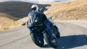 Yamaha Niken - a bit of a minger? Or is it just us? Sure we'll get used to it.