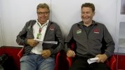 Gerrit (left) and Ronald Ten Kate made their name building fast Honda CBR6s