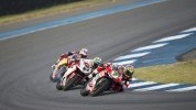 Davies got past Camier before the MV expired