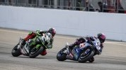 Ex-BSB champs Lowes and Haslam will no doubt be at it at Assen this weekend