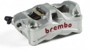 New Stylema caliper - note air flow channel in bridge section