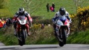 Martin and Dunlop go at it today at Cookstown