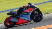 Yesterday's crash ruled Sam Lowes out of action today