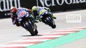 Vinales and Rossi got 12 laps of pace from the hard Michelin in Austria...