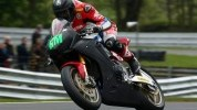 Guy Martin out in Oulton Park today