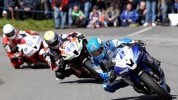 Harrison took a second and third in the Supersport races