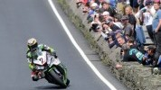 Hillier in action at this year's TT