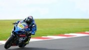 This is Sylvain Guintoli's second time at the circuit