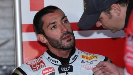 Polita rode in BSB four years ago