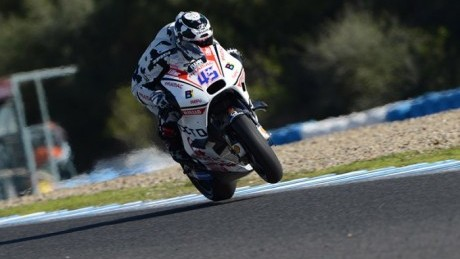 Redding has found his mojo with the GP15