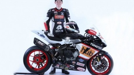 Rider Joe Francis is apparently 'quite pleased' with the new sponsor