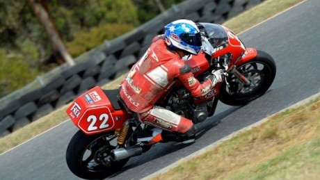 Youngster Jed Metcher ended this year's PI Classic equal on points to Jeremy McWilliams, who is 50-odd