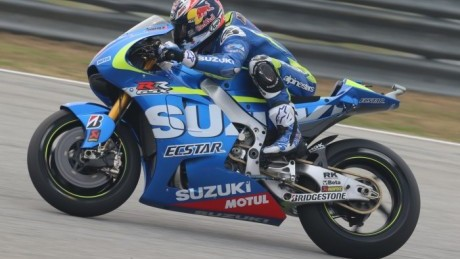 Vinales is impressed with the new gearbox