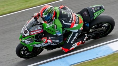 Sykes bagged the fastest rider accolade in the final timed session