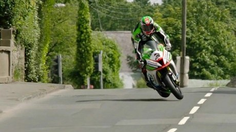 James Hillier at Ballascary...