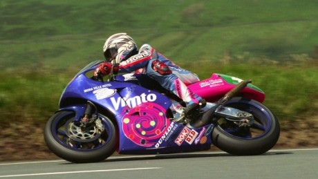 We could see John McGuinness back on a 250 this year