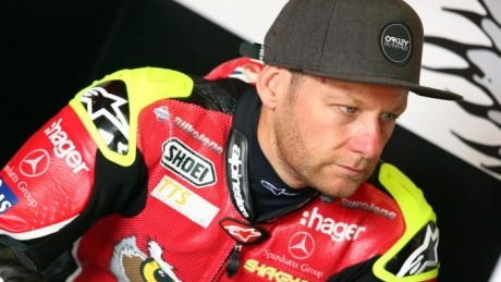 Byrne was quickest in FP2